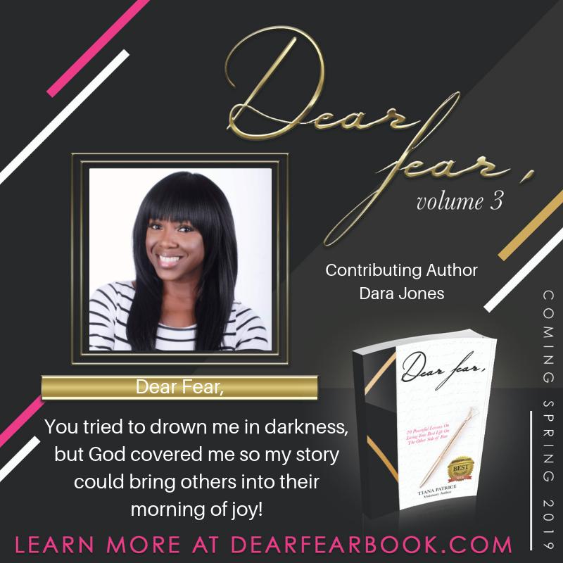 Dara Jones, Author